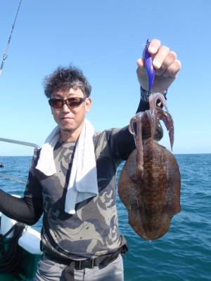 釣り船 久勝丸の2021年10月4日(月)3枚目の写真