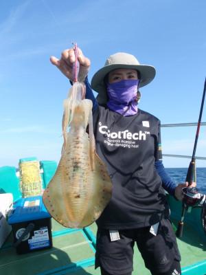 釣り船 久勝丸の2021年10月5日(火)1枚目の写真
