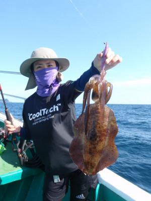 釣り船 久勝丸の2021年10月5日(火)2枚目の写真