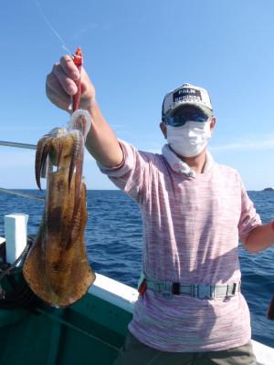 釣り船 久勝丸の2021年10月5日(火)3枚目の写真