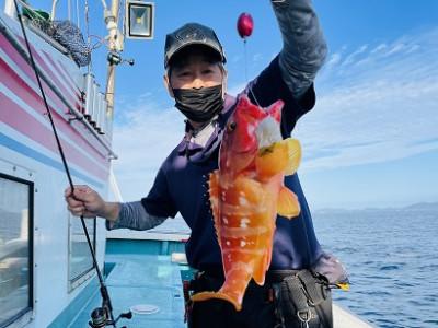 谷口釣船の2021年10月8日(金)1枚目の写真