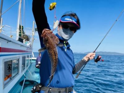谷口釣船の2021年10月8日(金)2枚目の写真