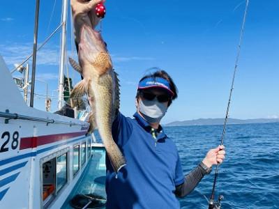 谷口釣船の2021年10月8日(金)4枚目の写真