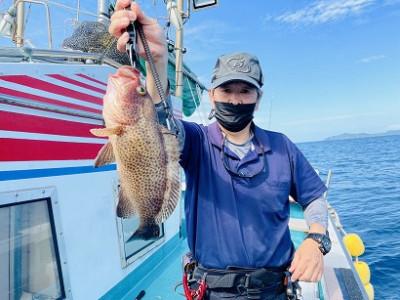 谷口釣船の2021年10月8日(金)5枚目の写真