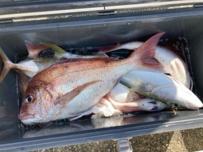 釣り船 黒潮丸の2021年10月9日(土)1枚目の写真