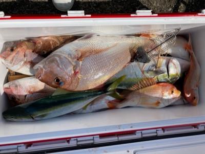 釣り船 黒潮丸の2021年10月9日(土)3枚目の写真