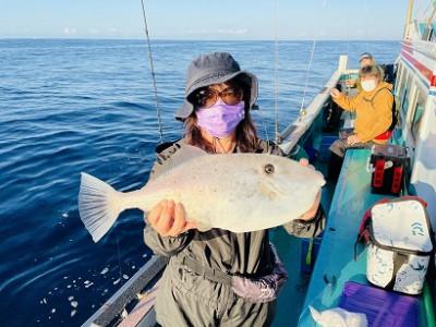 谷口釣船の2021年10月9日(土)1枚目の写真