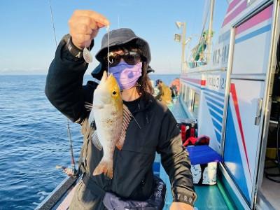 谷口釣船の2021年10月9日(土)2枚目の写真