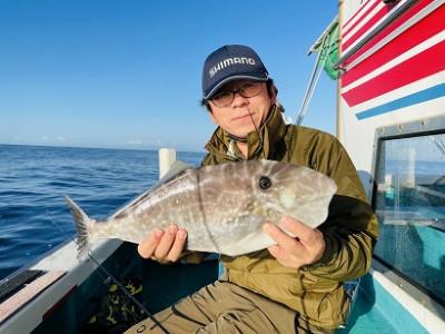 谷口釣船の2021年10月9日(土)3枚目の写真