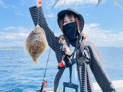 谷口釣船の2021年10月9日(土)4枚目の写真