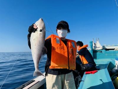 谷口釣船の2021年10月9日(土)5枚目の写真