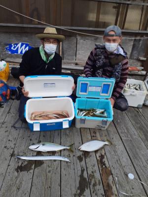 安乗釣センターの2021年10月8日(金)1枚目の写真