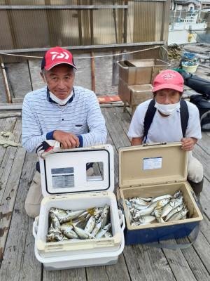 安乗釣センターの2021年10月8日(金)2枚目の写真