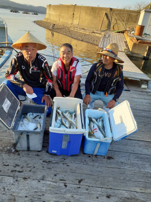 安乗釣センターの2021年10月8日(金)3枚目の写真