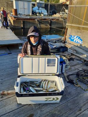 安乗釣センターの2021年10月8日(金)4枚目の写真