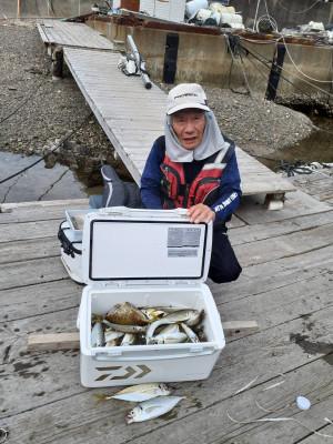 安乗釣センターの2021年10月8日(金)5枚目の写真