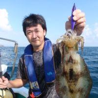 釣り船 久勝丸の2021年10月7日(木)1枚目の写真