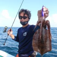 釣り船 久勝丸の2021年10月7日(木)2枚目の写真