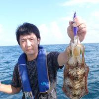 釣り船 久勝丸の2021年10月7日(木)3枚目の写真