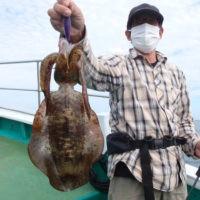 釣り船 久勝丸の2021年10月8日(金)1枚目の写真