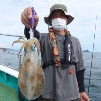 釣り船 久勝丸の2021年10月8日(金)2枚目の写真