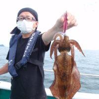 釣り船 久勝丸の2021年10月8日(金)3枚目の写真