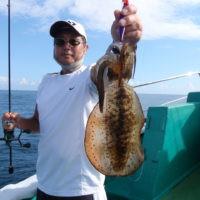 釣り船 久勝丸の2021年10月9日(土)1枚目の写真