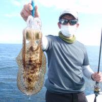 釣り船 久勝丸の2021年10月9日(土)2枚目の写真