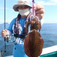 釣り船 久勝丸の2021年10月9日(土)3枚目の写真