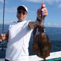 釣り船 久勝丸の2021年10月9日(土)4枚目の写真