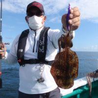 釣り船 久勝丸の2021年10月9日(土)5枚目の写真