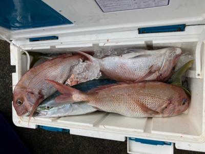 釣り船 黒潮丸の2021年10月10日(日)1枚目の写真
