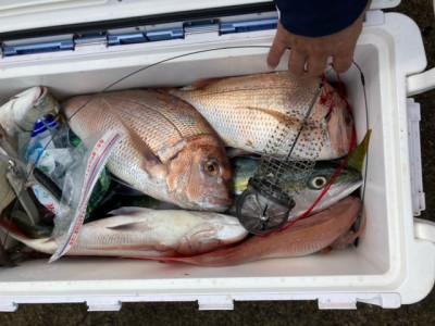 釣り船 黒潮丸の2021年10月10日(日)3枚目の写真