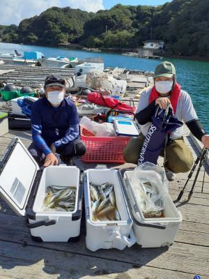 安乗釣センターの2021年10月9日(土)1枚目の写真