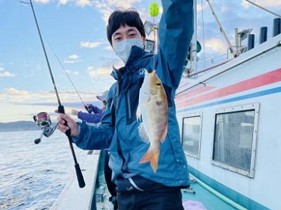 谷口釣船の2021年10月10日(日)2枚目の写真
