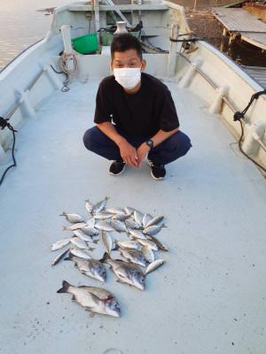 安乗釣センターの2021年10月10日(日)1枚目の写真