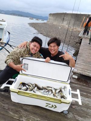 安乗釣センターの2021年10月10日(日)3枚目の写真