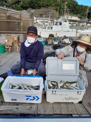 安乗釣センターの2021年10月11日(月)2枚目の写真