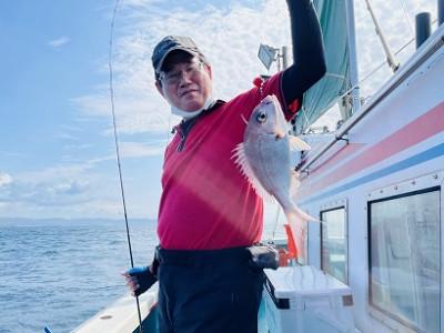 谷口釣船の2021年10月13日(水)2枚目の写真