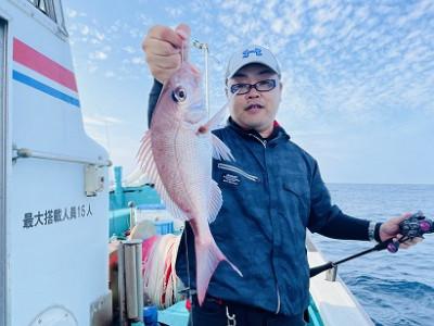 谷口釣船の2021年10月13日(水)3枚目の写真