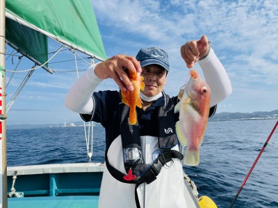 谷口釣船の2021年10月13日(水)4枚目の写真