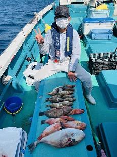 谷口釣船の2021年10月13日(水)5枚目の写真