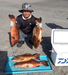 蝶栄丸の2021年10月9日(土)3枚目の写真