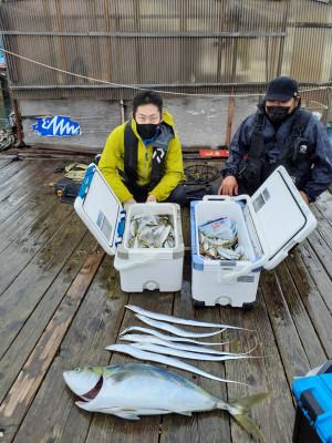 安乗釣センターの2021年10月13日(水)3枚目の写真