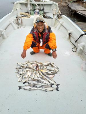 安乗釣センターの2021年10月13日(水)4枚目の写真