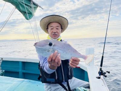 谷口釣船の2021年10月14日(木)1枚目の写真
