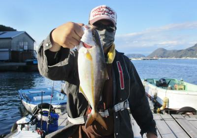 岩崎レンタルボート(岩崎つり具店)の2021年10月14日(木)1枚目の写真