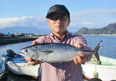 岩崎レンタルボート(岩崎つり具店)の2021年10月14日(木)2枚目の写真