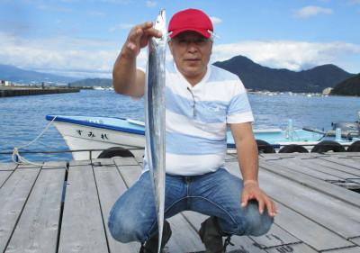 岩崎レンタルボート(岩崎つり具店)の2021年10月14日(木)3枚目の写真