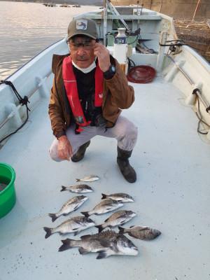 安乗釣センターの2021年10月14日(木)1枚目の写真